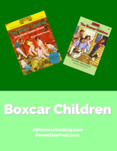 Reading List - Boxcar Children