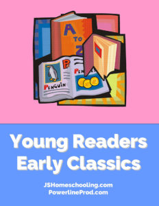 Reading List - Young Readers Early Classics