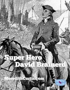 Superhero David Brainerd