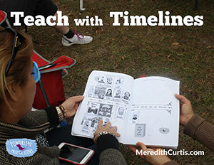 Teach with Timelines