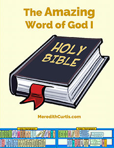 The Amazing Word of God I