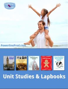 Unit Studies & Lapbooks