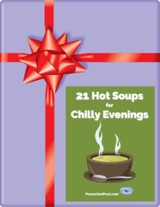 21 Hot Soups for Chilly Evenings