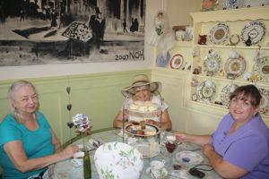 Tea with Grandmas
