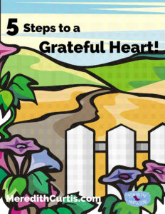 5 Steps to a Grateful Heart