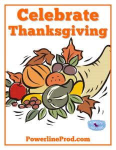 Celebrate Thanksgivng