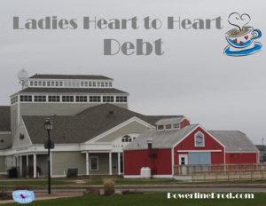 Ladies Heart to Heart Debt