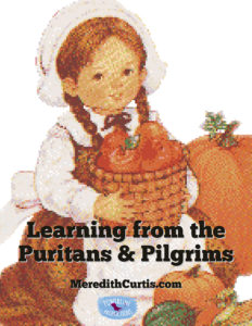 Learning from the Puritans & Pilgrims