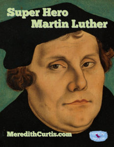 Super Hero Martin Luther