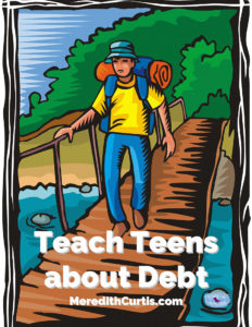 Teach Teens about Debt