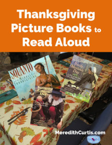 Thanksgiving Picture Books to Read Aloud
