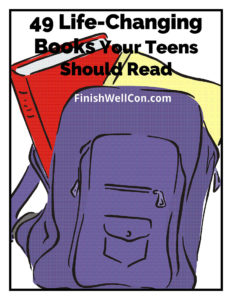 49 LIfe Changing Books Your Teens Should Read