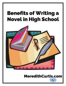 Benefits of Writing a Novel in High School