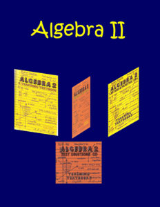 Algebra II Teaching Texbooks Lesson Plans