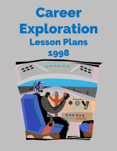 Career Exploration Lesson Plans 1998
