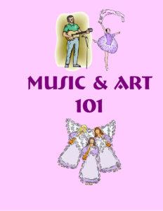 Music Art 101 Make a Joyful Noise LP 2006