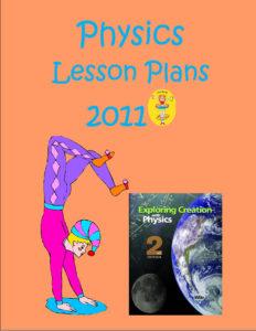 Physics Lesson Plans Apologia 2011
