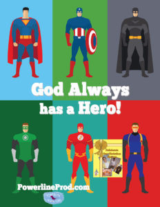 God Always Has a Hero