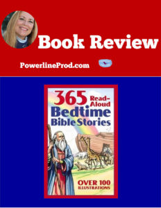 365 Bedtime Bible Stories Book Review