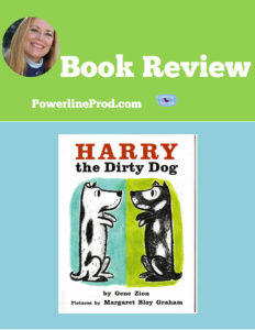 Harry the Dirty Dog Book Review