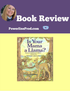 Is Your Mama a Llama? Book Review