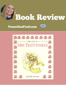 Mrs. Tiggle-Winkle Book Review