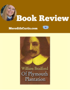 Of Plymouth Plantation Book Review