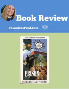 Prison to Praise Book Review
