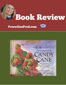 The Legend of the Candy Cane Book Review
