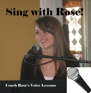 Sing with Rose