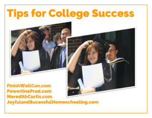 Tips for College Success
