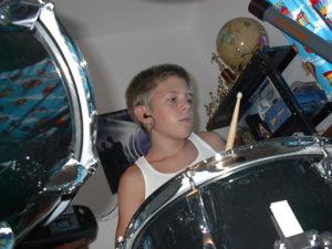 Zack Drumming