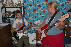 The Nolette Family Musicians