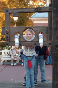 Phoebe in Stocks