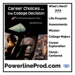 PLP Ad - Career Choices and the College Decision