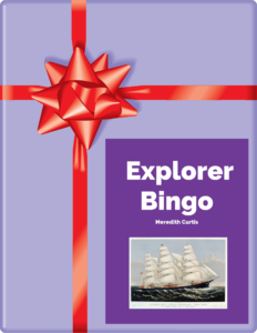 A Gift - Explorer Bingo