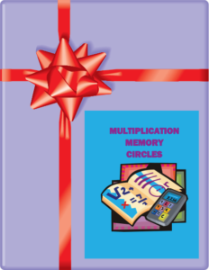 Multiplication Memory Circles eBook