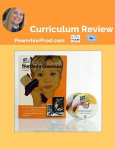 Homeschool Curriculum Review of Visual Pursuits Art of the Northern Countries Volume 5