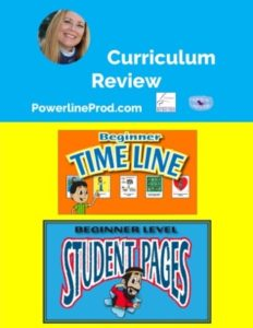 Homeschool Curriculum Review of Bible Study Guide for All Ages Beginner 3K