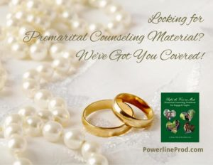 Looking for Premarital Counseling Material