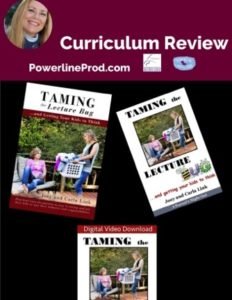 Homeschool Curriculum Review of Parenting Made Practical's Taming the Lecture Bug and Getting Kids to Think