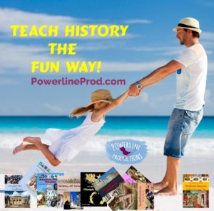 PLP Ad - Teach History the Fun Way