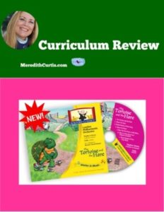 Homeschool Curriculum Review of Maestro Classics: The Tortoise and the Hair