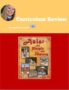 Homeschool Curriculum Review of Asia Its People and History
