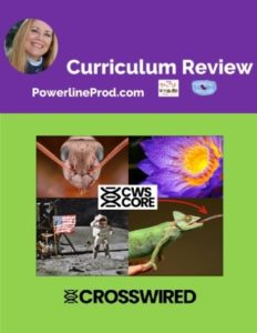 Homeschool Curriculum Review of Cross Wired Science