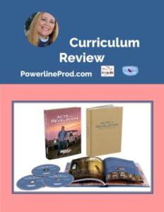 Homeschool Curriculum Review of