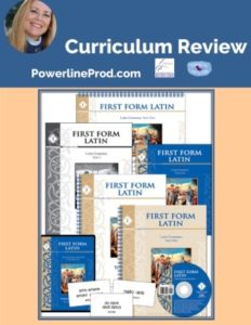 Homeschool Curriculum Review of First Form Latin by Memoria Press