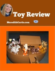 Homeschool Toy Review of Noah's Ark