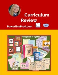 Homeschool Curriculum Review of Project Passport Renaissance & Reformation by Home School in the Woods